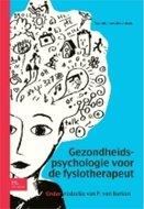 Gezondheidspsychologie voor de fysiotherapeut / 9789031381203